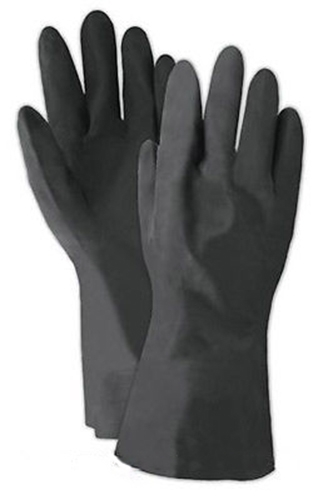 Stormtrooper Gloves - Black - Screen Accurate Rubber