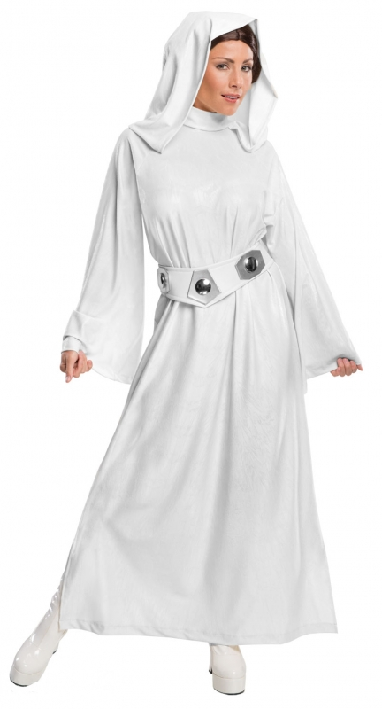Star Wars Costume Adult Ladies Princess Leia