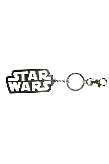 Star Wars GIFTS AND GAMES - Star Wars Metal Keychain Logo