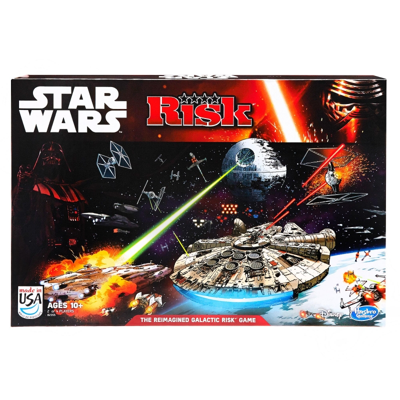 Star Wars GIFTS AND GAMES - Risk Star Wars Edition Board Game