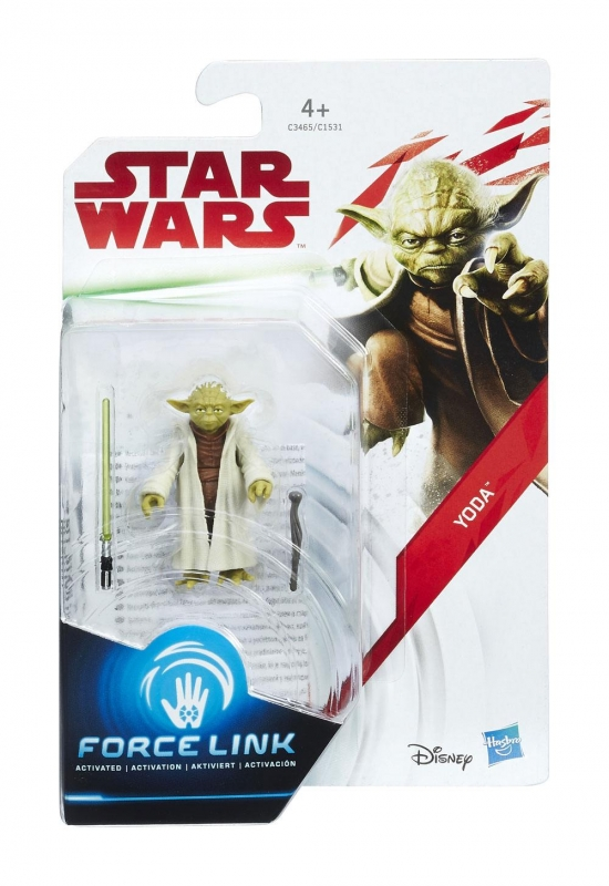 Star Wars Action Figure - Yoda - The Last Jedi