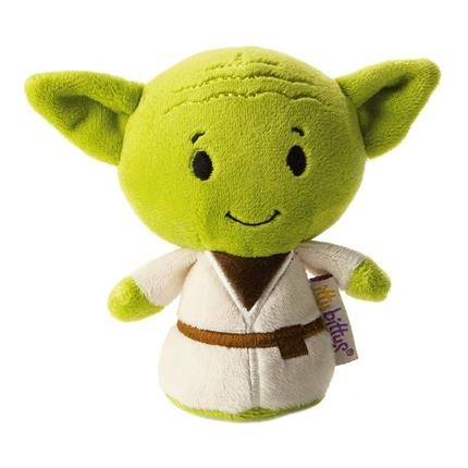 Star Wars Gift Itty Bitty Collectable Plush - Yoda