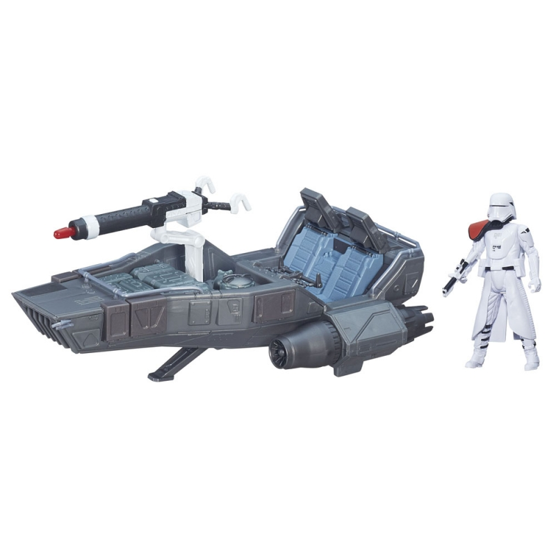 Star Wars VEHICLES - Episode VII Vehicles 2015 Wave 2 - First Order Snowspeeder
