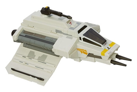 Star Wars VEHICLES - The Phantom Attack Shuttle - Star Wars Rebels