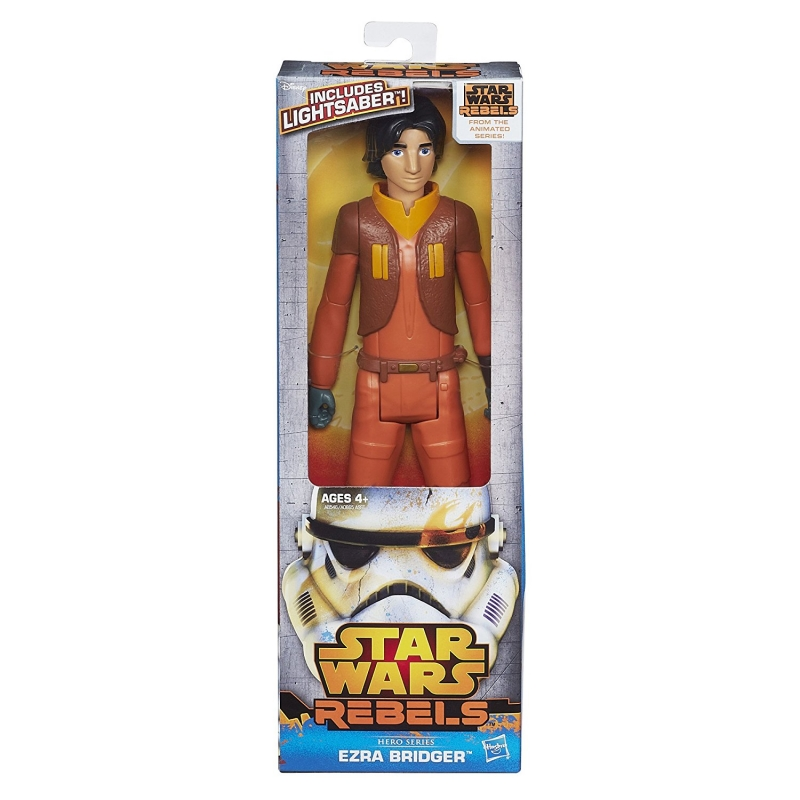 Star Wars Action Figure Rebels - Ezra Bridger 12-inch Figure