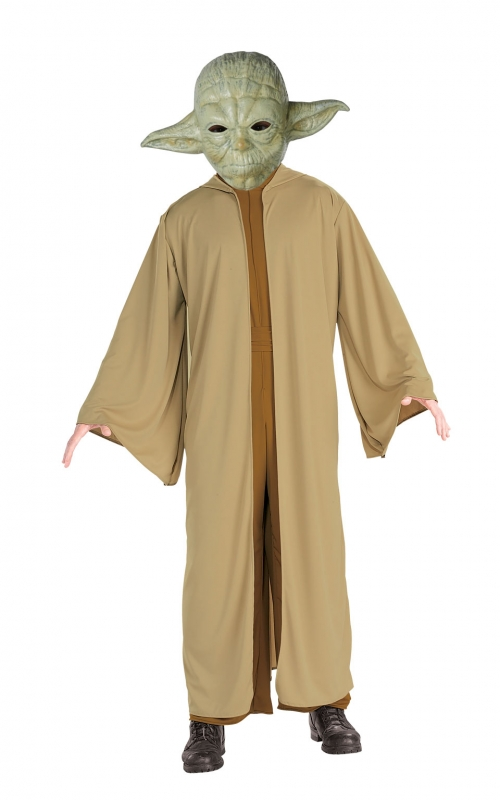 Star Wars Costume Basic Adult - Yoda