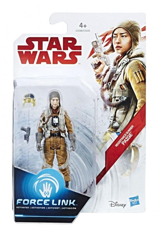 "Rey Jedi Training Star Wars Episode 8: The Last Jedi - 3.75/"" Action Figure"