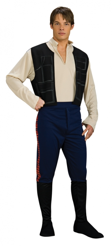 Star Wars Costume Basic Adult - Han Solo