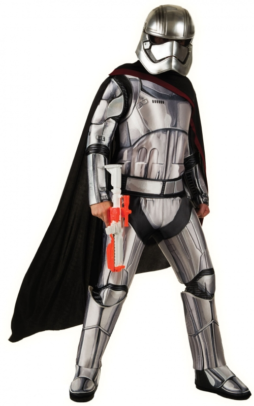 Star Wars Costume Adult - The Force Awakens - Captain Phasma
