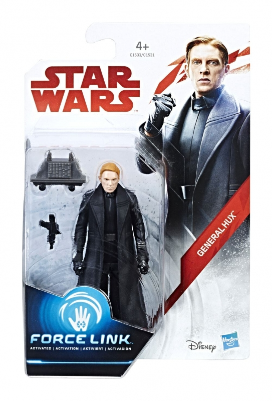 Star Wars Action Figure - General Hux - The Last Jedi