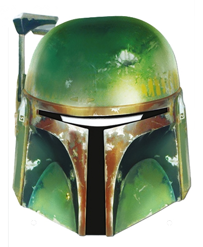 Star Wars MASKS - Character Mask - Boba Fett - 30% OFF