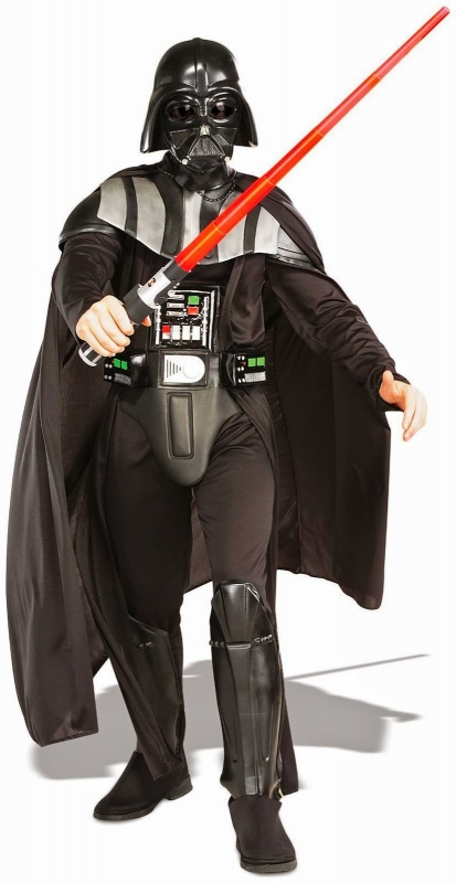 Star Wars Costume Deluxe Adult - Darth Vader