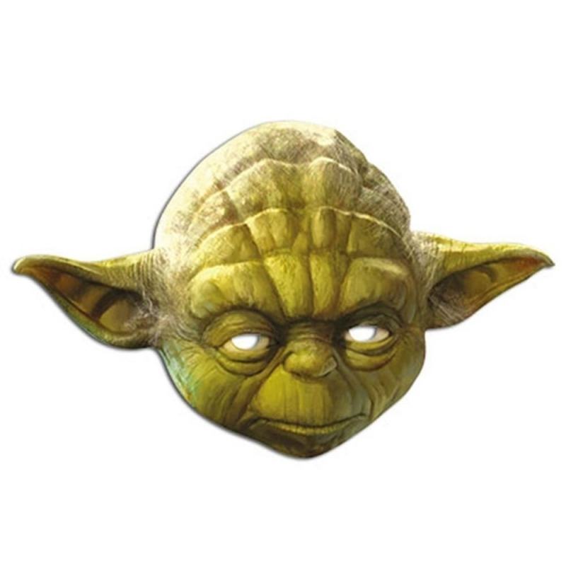 Star Wars MASKS - Character Mask - Yoda - 30% OFF