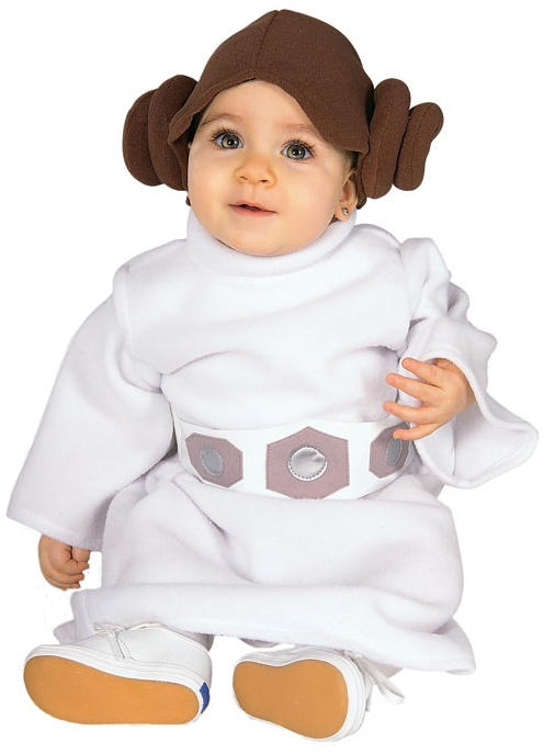 Star Wars Baby Princess Leia Costume