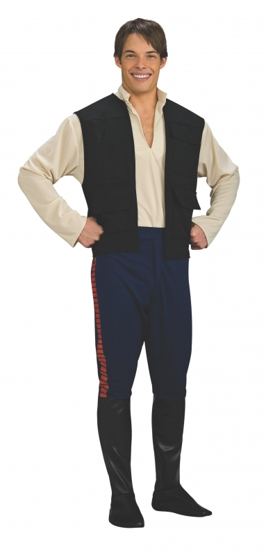 Star Wars Costume Deluxe Adult - Han Solo