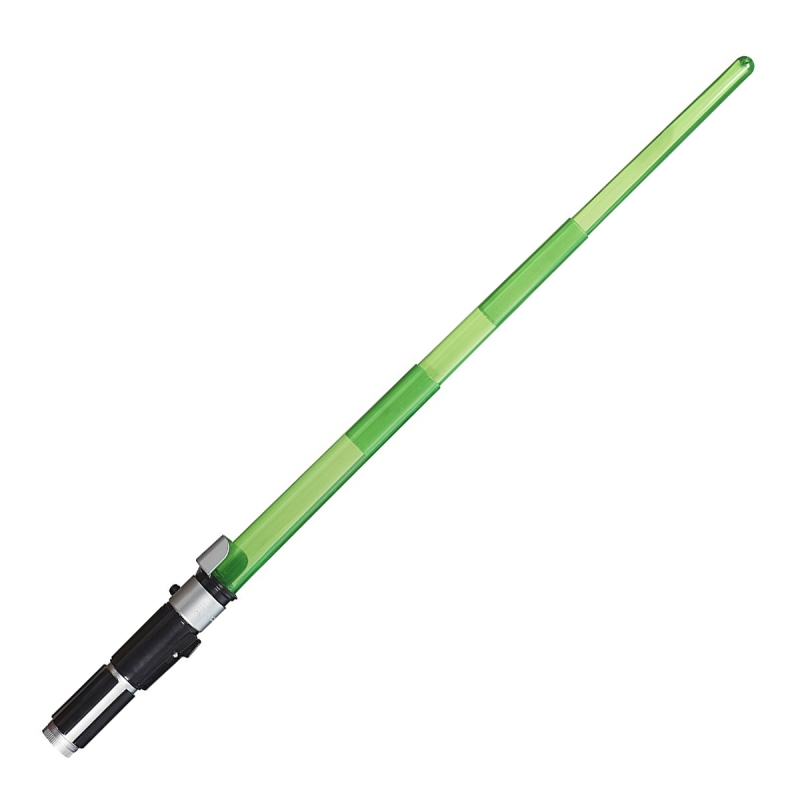 Star Wars Electronic Lightsabers - Yoda - Green