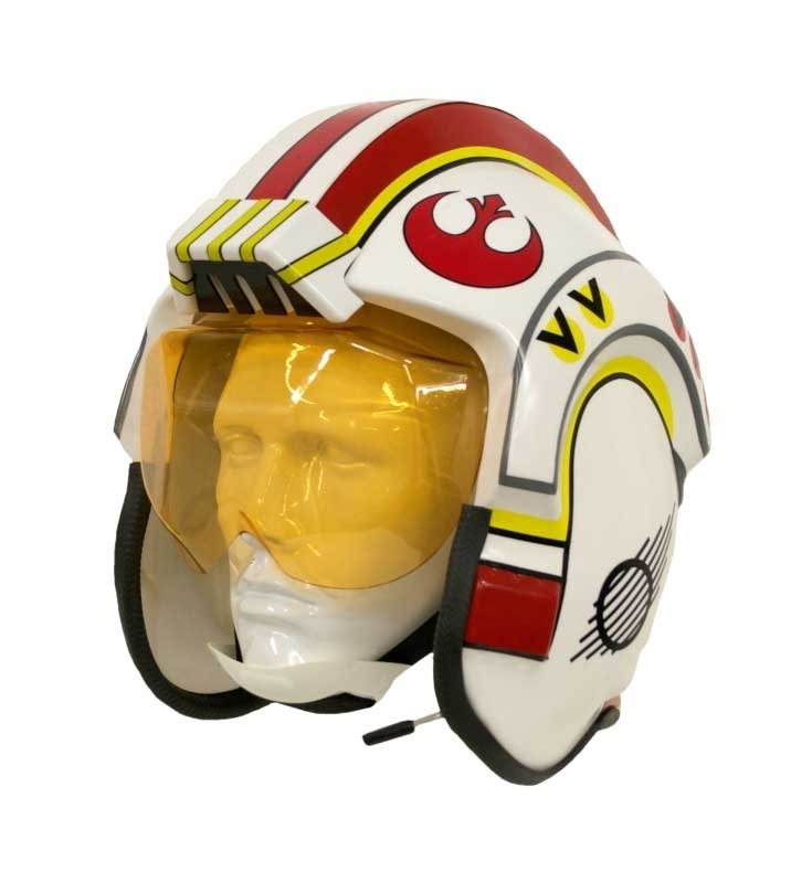 Star Wars X-Wing Pilot Helmet - Luke Skywalker Red Five