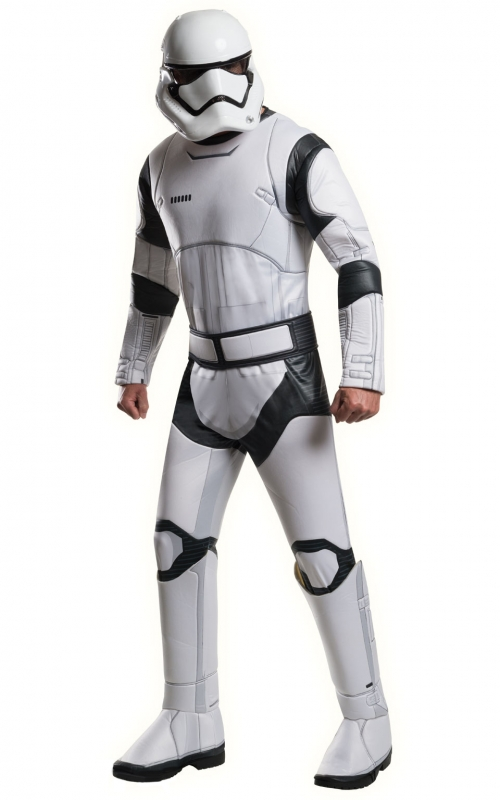Star Wars Costume Adult - The Force Awakens - First Order Stormtrooper