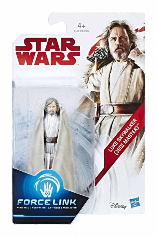 Star Wars Action Figure - Luke Skywalker (Jedi Master) - The Last Jedi