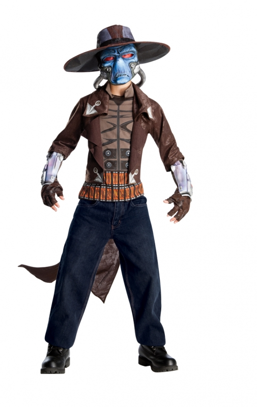 Star Wars Costume Deluxe Child - Cad Bane - Clone Wars