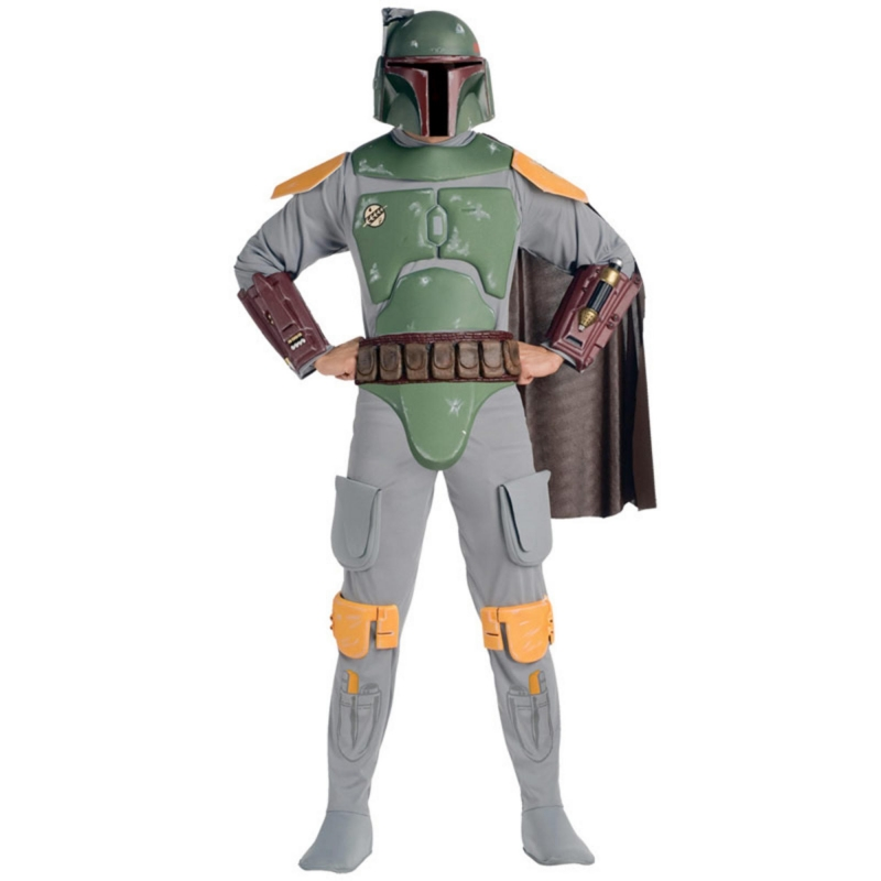 Star Wars Costume Deluxe Adult - Boba Fett