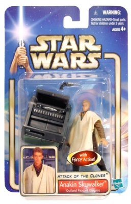 Star Wars Action Figure - Anakin Skywalker Outland Peasant Disguise