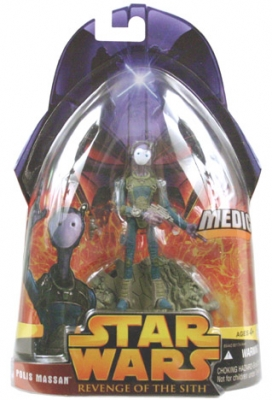 Star Wars Action Figure - Polis Massan (Medic)