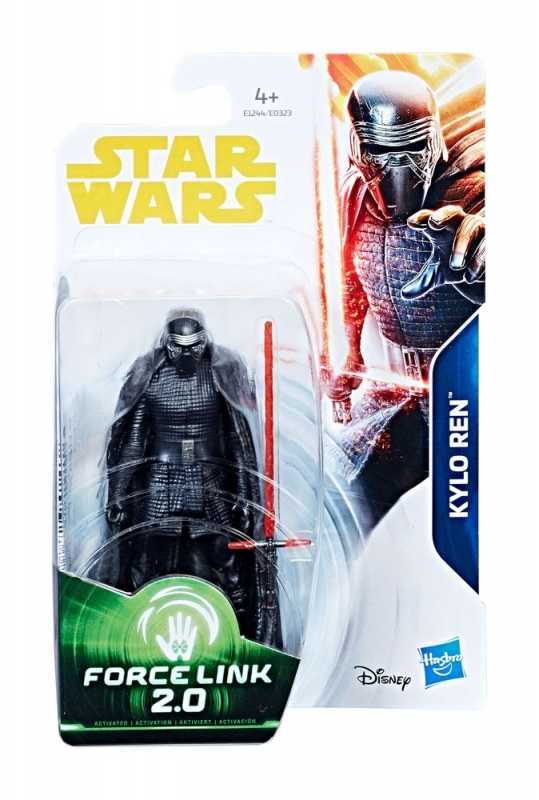 Star Wars Action Figure - Kylo Ren (Masked) - The Last Jedi