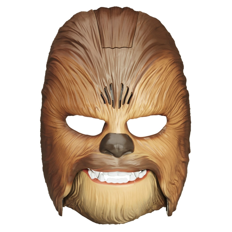 Star Wars MASKS - Episode VII Electronic Mask - Chewbacca - 30% OFF
