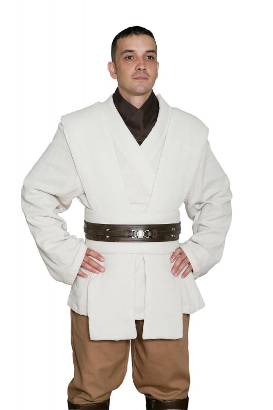 9387b61369 Star Wars Obi Wan Kenobi Costume - Body Tunic only - Replica Star Wars  Costume