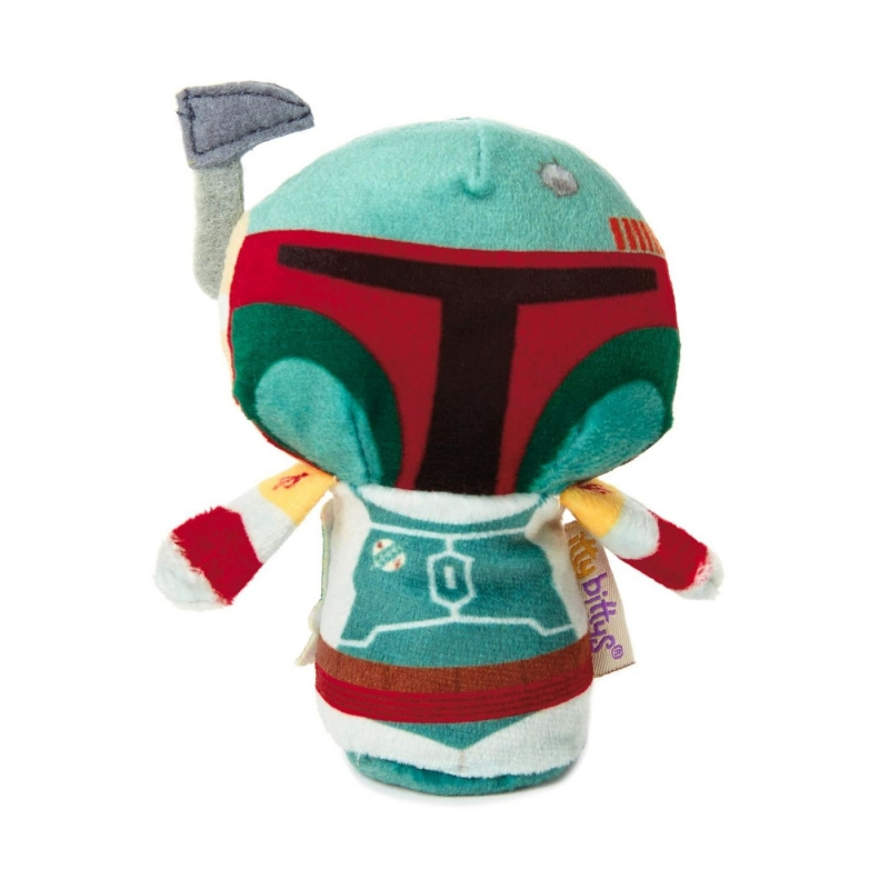 Star Wars Gift Itty Bitty Collectable Plush - Boba Fett