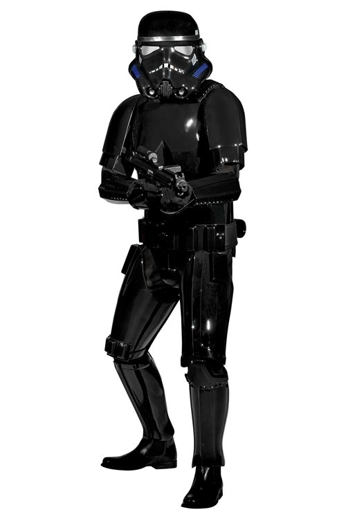 Star Wars Shadowtrooper Costume Armour Complete Package - Ready to Wear