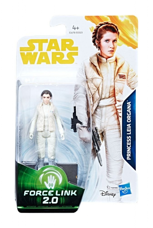 Star Wars Action Figure - Princess Leia Organa - The Last Jedi