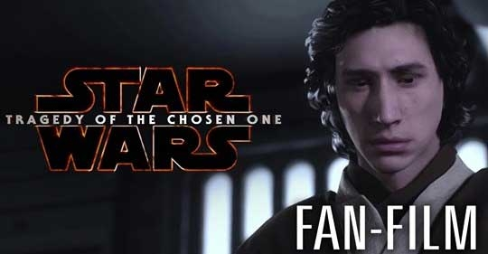Tragedy Of the Chosen One - Star Wars Fan Flim