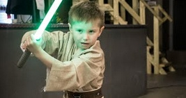 Oliver's Star Wars Make-A-Wish