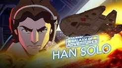 Han Solo - Taking Flight for his Friends | Star Wars Galaxy of Adventures
